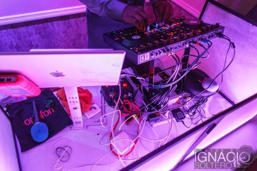 "11/07/15, DJ Kwah, Ariana ""Sweet 16"", Photos by Ignacio Soltero ©2015, deejaysoul@yahoo.com"